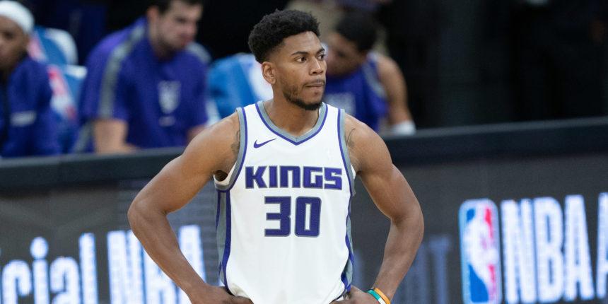 Kings waive forward Glenn Robinson III