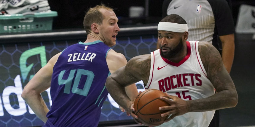 DeMarcus Cousins free to sign with any team after clearing waivers