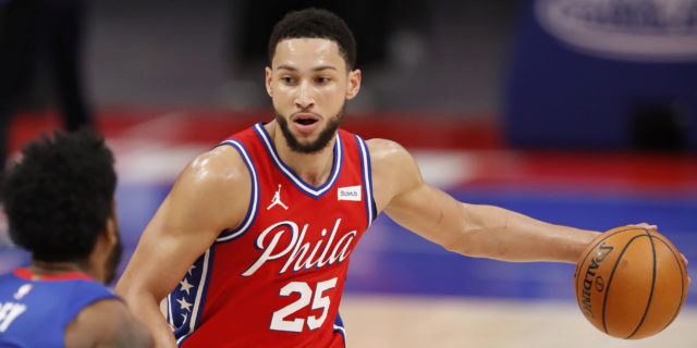 Ben Simmons is driving success in Philadelphia