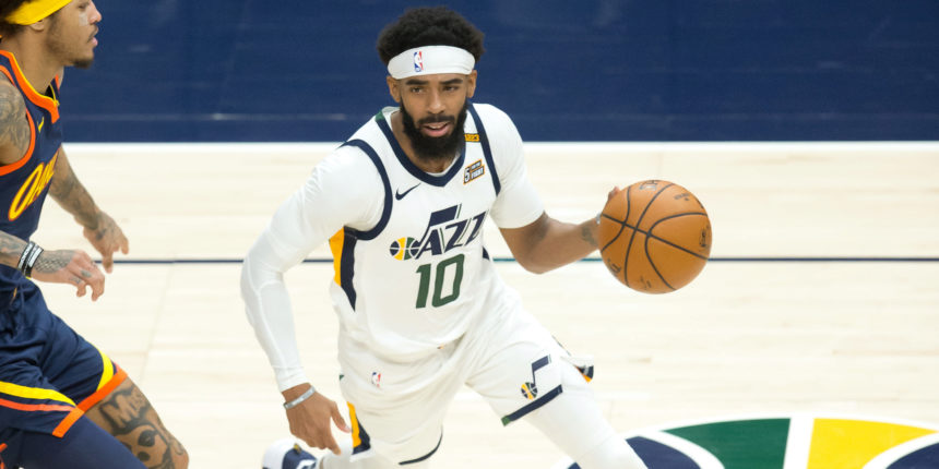 All-Star or not, Mike Conley is reason for Jazz's dominance