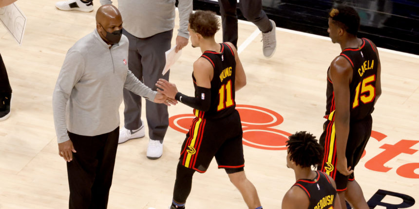 Nate McMillan to Hawks: 'If you are looking to point a finger, point it at all of us'