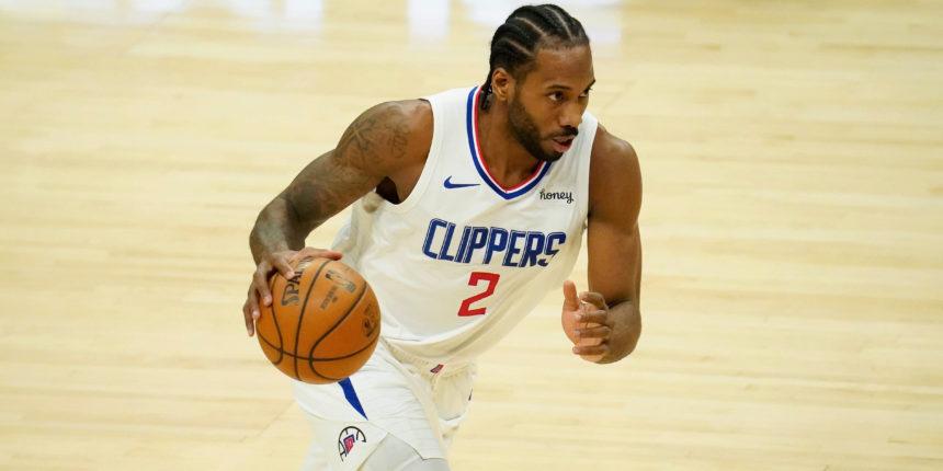 Kawhi Leonard (back) misses game vs. Celtics, Clippers fall
