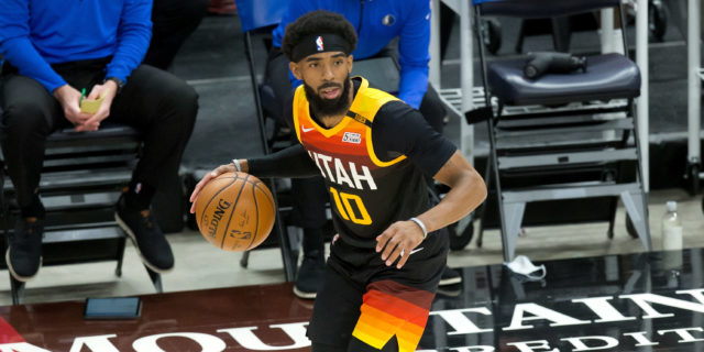 Mike Conley invited to first All-Star game replacing Devin Booker