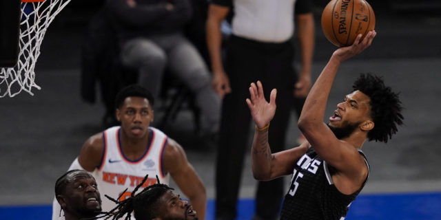 Marvin Bagley III 'up for discussion' in Kings trade talks