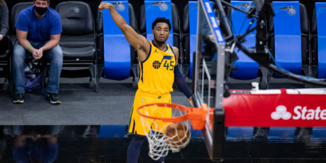 Donovan Mitchell responds to LeBron's All-Star Draft comments
