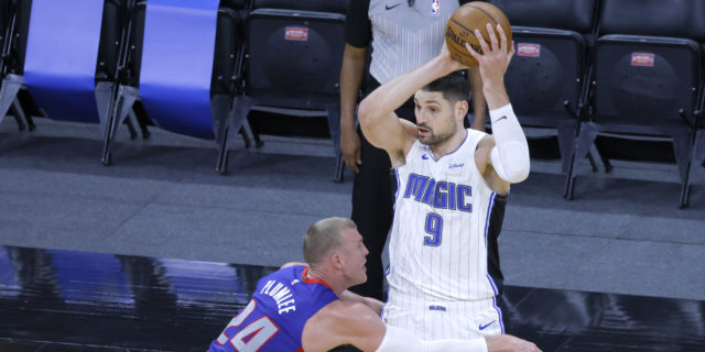Report: Magic have no interest in trading Nikola Vucevic at deadline