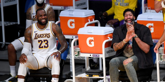 LeBron James, Luka Doncic top NBA jersey sales