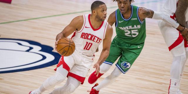 Rockets lose Eric Gordon (groin) for 4-6 weeks
