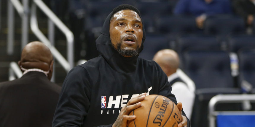 Udonis Haslem: 'Everybody can't handle' pressure of playing with LeBron