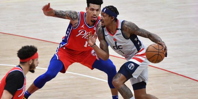 Wizards not discussing Bradley Beal in any trades