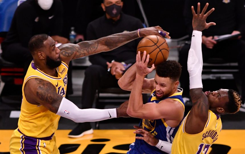 Rotation Roulette: How the Lakers shut down offenses