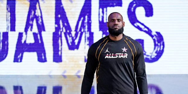 Truth be told, LeBron James still reigns as king of the NBA
