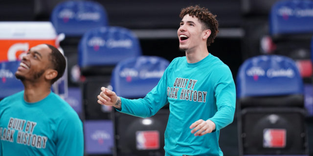Which 2020 NBA lottery picks are separating themselves from the pack?