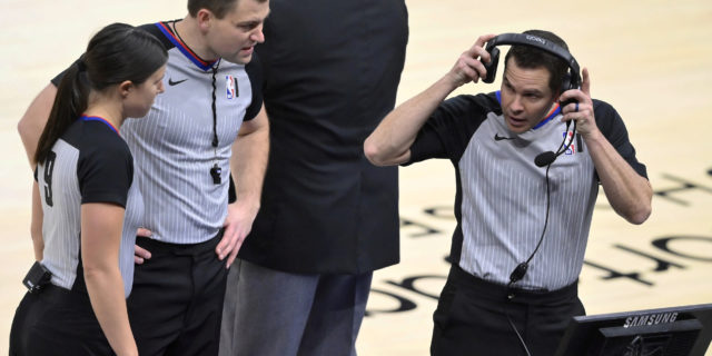Instant replay on demand: How DVSport is impacting the NBA