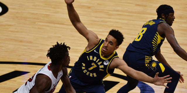 Pacers listening to offers for Malcolm Brogdon, Domantas Sabonis