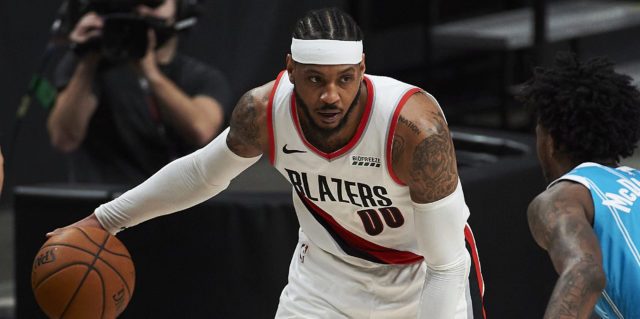 It's a shame Carmelo Anthony didn't end up in Portland sooner