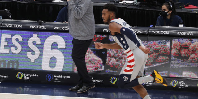 Wizards trade Troy Brown Jr., Wagner to Bulls for Gafford, Hutchinson