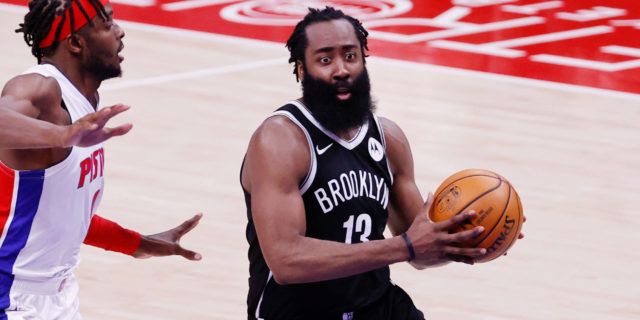 Not so fast, James Harden: MVP and other races are wide open