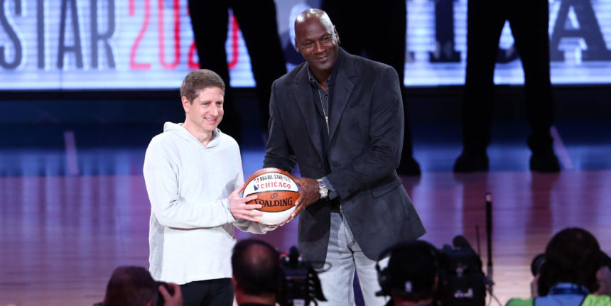 Michael Jordan, Kevin Durant, others invest $305M in NBA Top Shot company