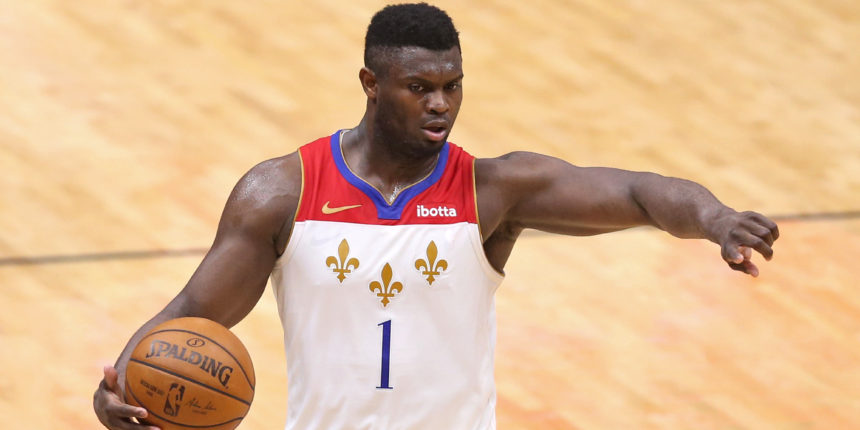 Zion Williamson is breaking basketball