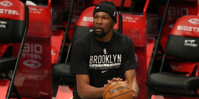 Kevin Durant apologizes for profane DMs to Michael Rapaport