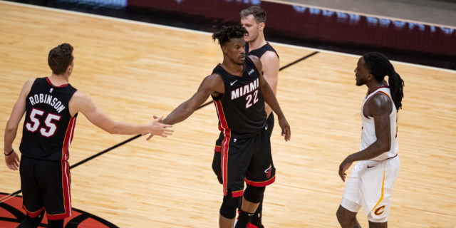 Heat continue home dominance over Cavaliers with 115-101 win