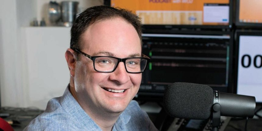 Adrian Wojnarowski shares what he's learned from close friend Adam Schefter