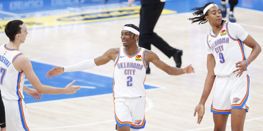 Young and still learning: The hidden joys of the Oklahoma City Thunder