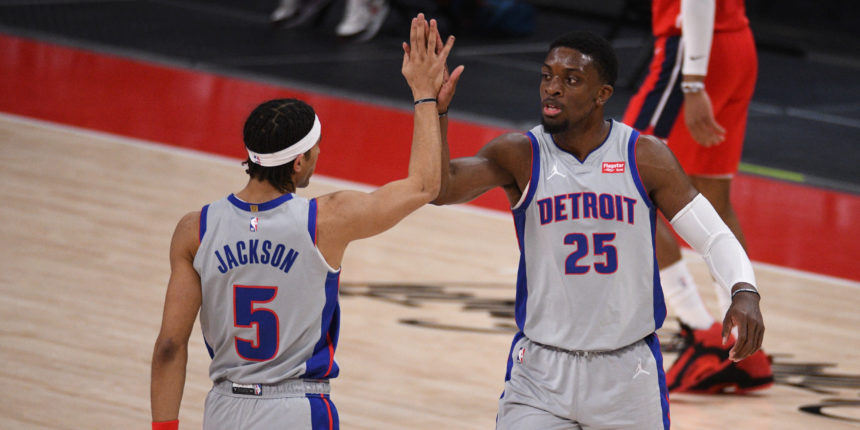 Pistons sign forward Tyler Cook to multi-year deal