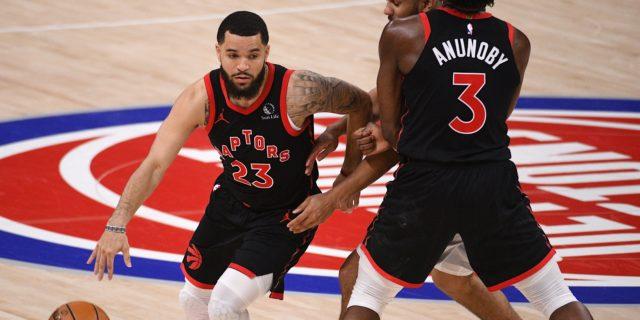 Fred VanVleet, DeAndre' Bembry, Talen Horton-Tucker suspended by NBA