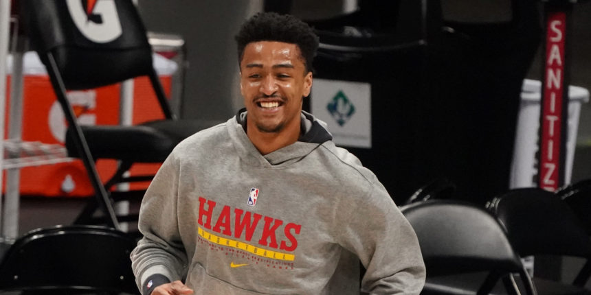 John Collins to miss 7-10 more days with ankle injury