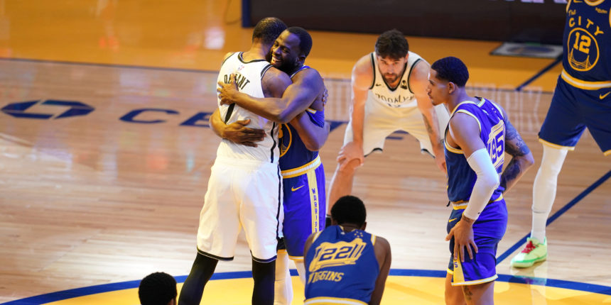 Draymond joins KD's podcast to talk recruitment, their past and today's NBA