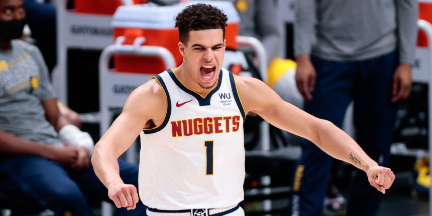 Can Michael Porter Jr. beat the odds and win Most Improved Player?