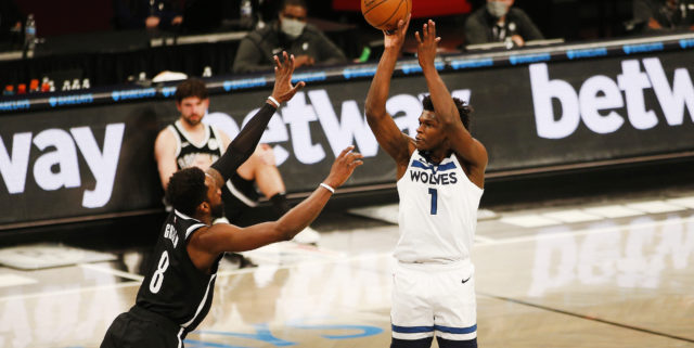 Wolves-Nets postponed due to civil unrest, game could be played Tuesday