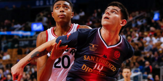 Thunder sign Real Madrid forward Gabriel Deck to 4-year deal