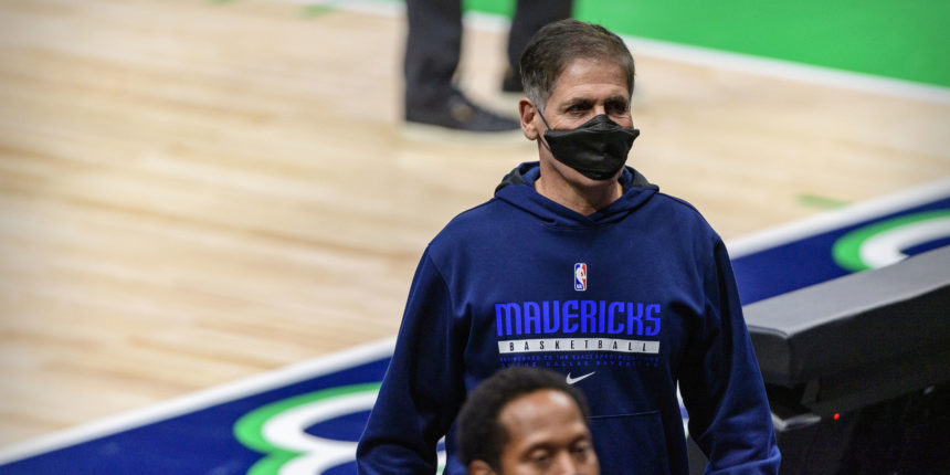 Mark Cuban critical of NBA's Play-In Tournament
