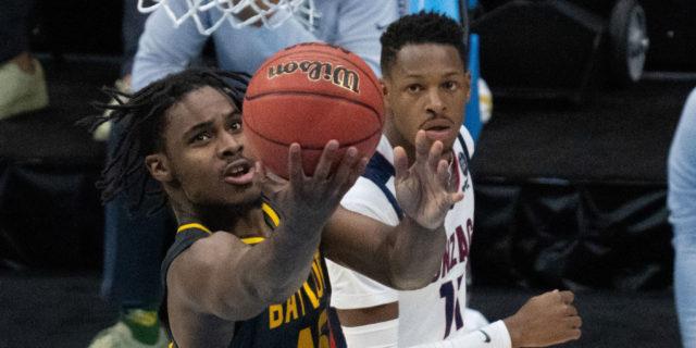 Baylor guard Davion Mitchell declares for NBA Draft
