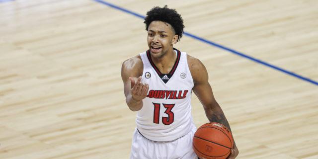 Louisville guard David Johnson to enter NBA Draft