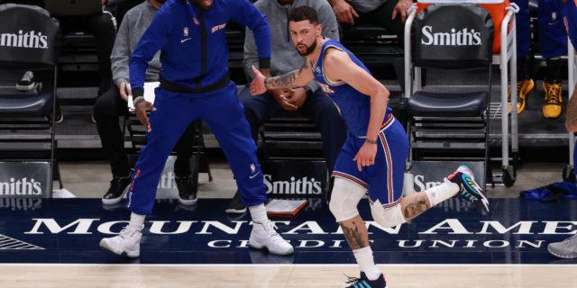 Austin Rivers, Nuggets progressing toward deal