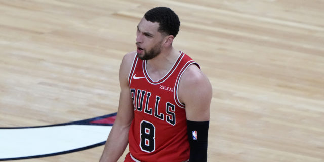 Zach LaVine to miss several games due to health and safety protocols