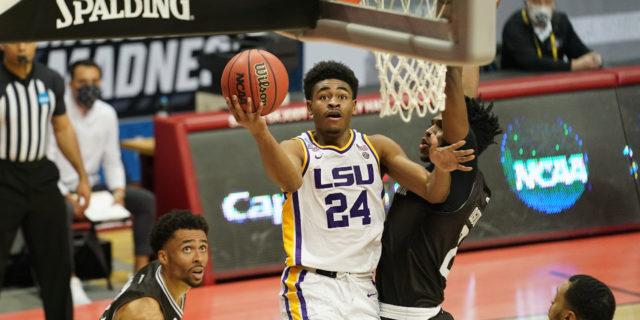 LSU guard Cameron Thomas declares for NBA Draft