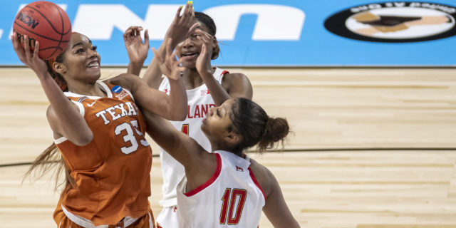 Dallas Wings select Charli Collier with No.1 pick in 2021 WNBA Draft