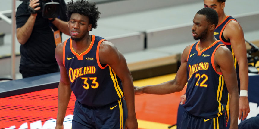 Warriors announce James Wiseman (knee) undergoes surgery, out for season