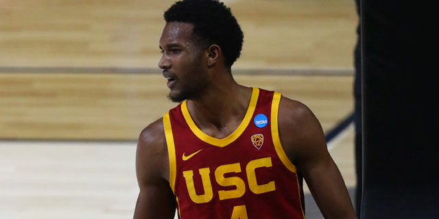 USC's Evan Mobley declares for NBA Draft