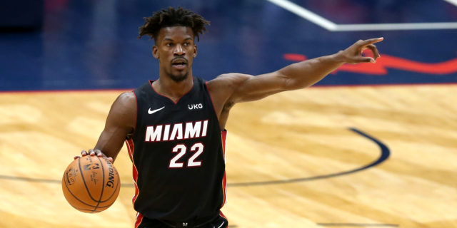 Jimmy Butler says struggling Heat are 'soft,' urges 'bully ball'