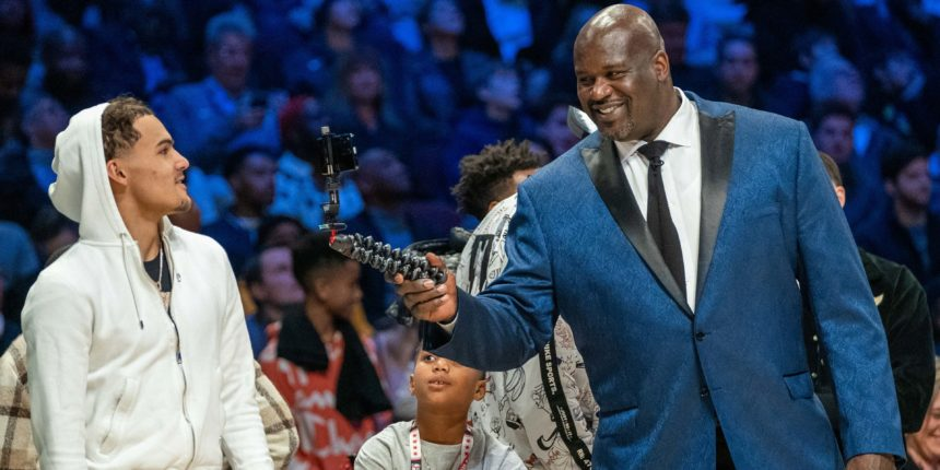 Shaquille O'Neal admits he's 'jealous' of today's lucrative NBA salaries