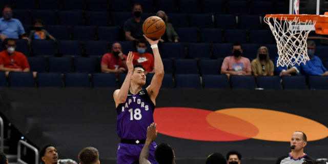 Toronto Raptors ink Yuta Watanabe to full contract