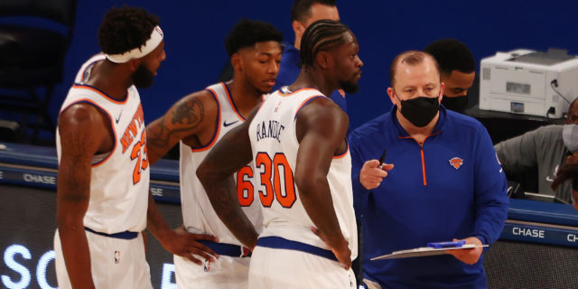 Tom Thibodeau's ways working - and winning - with surging Knicks