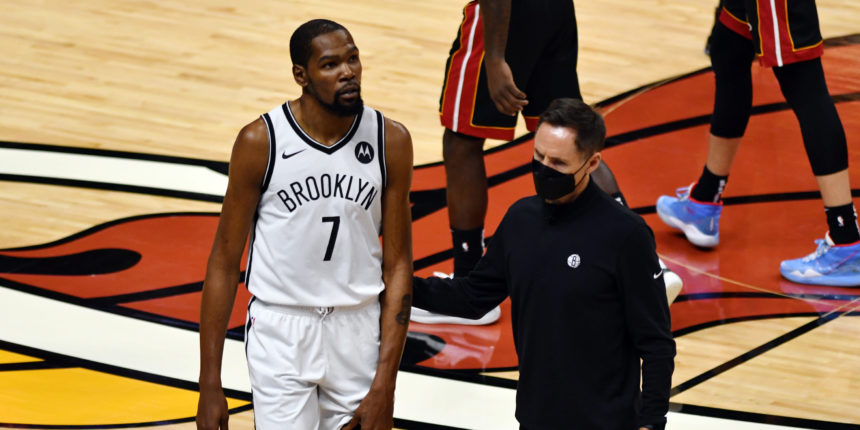 Kevin Durant out Tuesday vs. Pelicans with thigh contusion