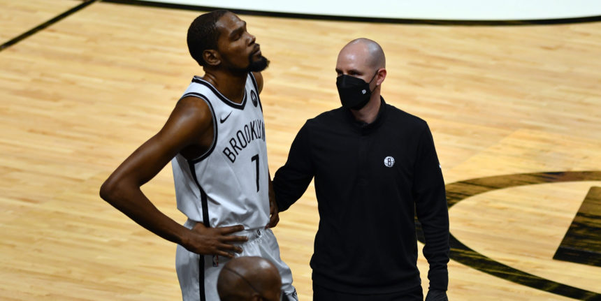 Nets' Kevin Durant ruled out for Tuesday with thigh contusion